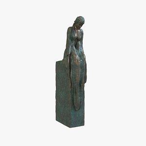Sculpture V8 3D