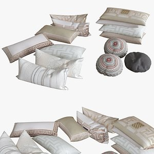 3d model pillows 13