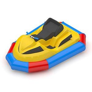 3D Bumper Boat