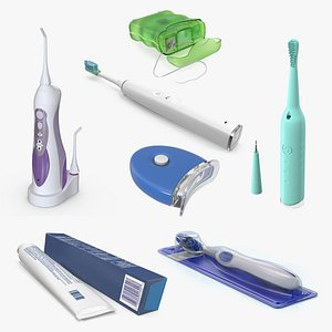 Dental Care Collection 6 3D