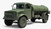 Bedford OYC Tanker truck PBR