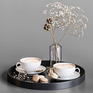Decorative set 29 3D model