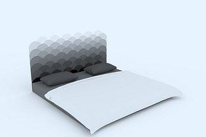 3D bed 7
