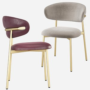 calligaris oleandro dining chair model