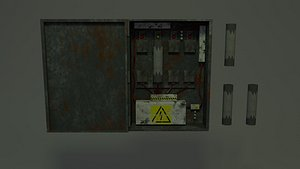 3D fuse puzzle box