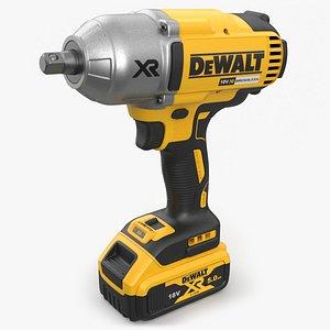 3D Impact Wrench DeWalt DCF899