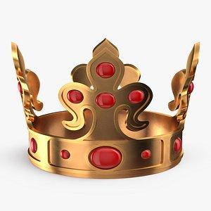 crown pbr 3D