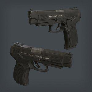 MP446 Viking 3D model