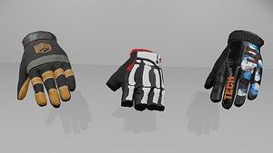 sports glove 3D