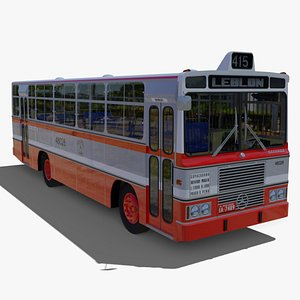 Ciferal Urbano MB LPO 1113 Alpha 3D model