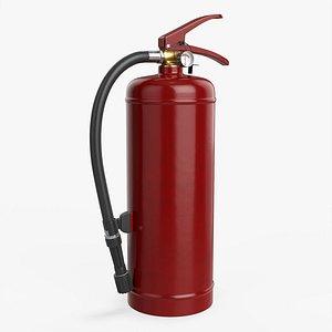 extinguisher class b 3D model