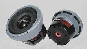 loudspeaker blender speakers model