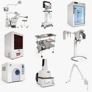 dental equipment 3D