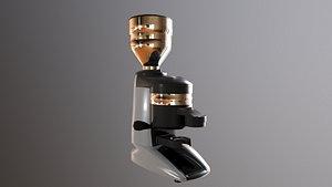 3D coffee grinder machine