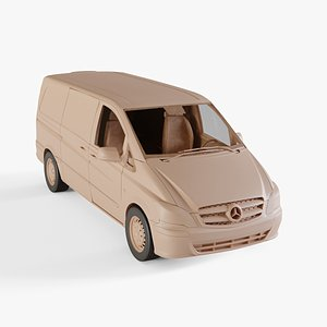 Mercedes-Benz Vito 2011 model