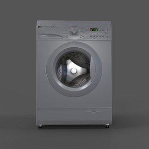 washing machine lg intellowasher 3D