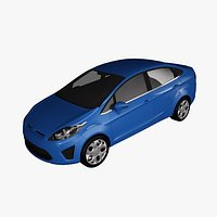 Ford Fiesta 2011 Sedan