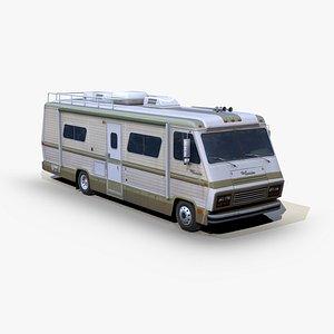 3D model Executive RV 1987