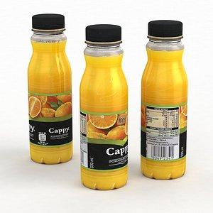 Beverage Bottle Cappy Orange 330ml 2021 model