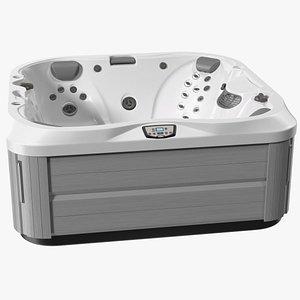 Jacuzzi J 335 Hot Tub White model