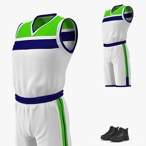 basketball uniform model