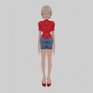 3D Annie