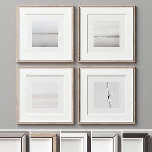 frame picture set model
