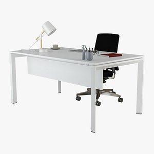 nurus desk office 3D