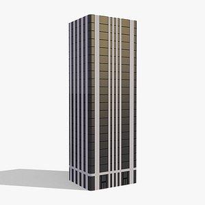 3D model Commercial Building 013
