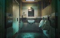 Bathroom Interior for Games