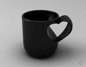 3D PRINT CUP---010 model