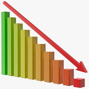 graph straight model