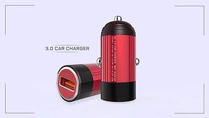 car charger 3D model