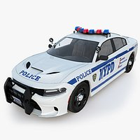 Dodge Charger SRT Hellcat NYPD