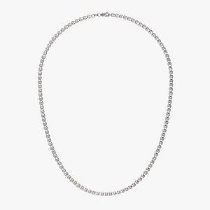 Chain Necklace NL011-0.6 3D