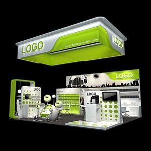 Exhibition design exhibition-booth