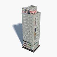 Japanese Building 0002