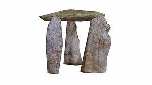 3D stonehenge archaeology