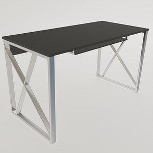 3D desk 4k model