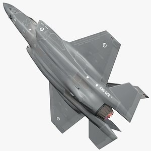 3D F35A RAAF