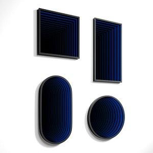 set mirrors infinity 3D model