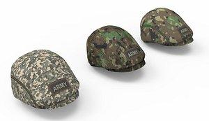 Army Cap 3D