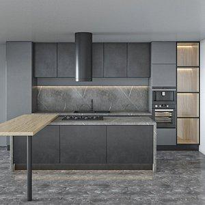 kitchen 13 3D model