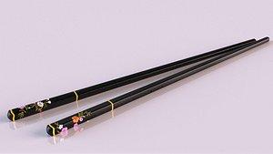 3D kuayzi korean bamboo sticks
