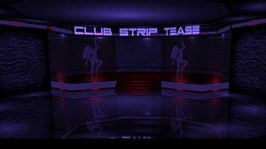 Night Club Reflect 3D