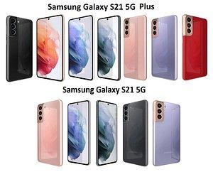3D samsung galaxy s21 5g