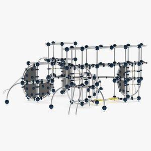 Lappset Titanium 3D model
