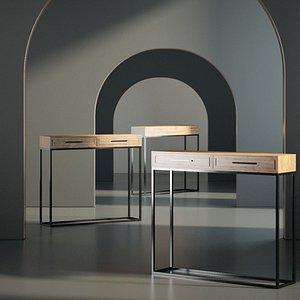 Furniture Console 002 3D model