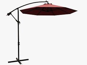 3D model Patio Umbrella
