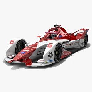 3D 2 formula e model